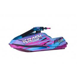 Watercraft Krash Footrocket...